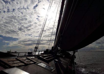 jugendfreizeit auf dem IJsselmeer oder Wattenmeer